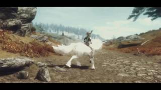 Unicorn Mod For Skyrim-(Loved By The Sun Song)