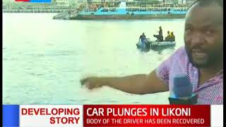 The misery of John Mutinda, the man who plunged his car into the Indian ocean leading to his death