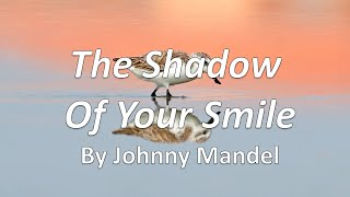 [HD] Jazz기행 - The Shadow of Your Smile - 영화 'Sandpiper'중