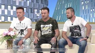 Rudina - Grupi Free Mc's Rikthehen Pas Shume Vitesh Mungese Ne Muzike! (25 Qershor 2018)