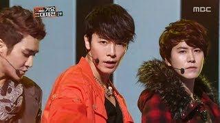 Super Junior VS TVXQ - 슈퍼주니어 VS 동방신기, KMF 2012