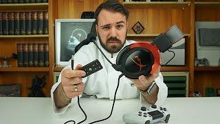 Der größte Scheiß oder das beste Headset? HyperX Cloud II Gaming Kopfhörer - Dr. UnboxKing - Deutsch