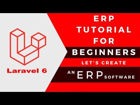 ERP Tutorial for Beginners - YouTube