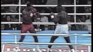 Evander Holyfield vs James Douglas 25.10.1990 - WBC, WBA & IBF World Heavyweight Championships