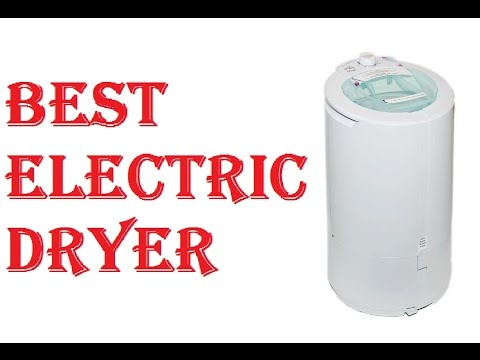 Best Electric Dryer 2017
