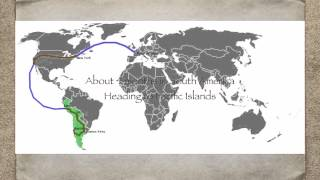 Travel Within: World tour - Definition of the itinerary
