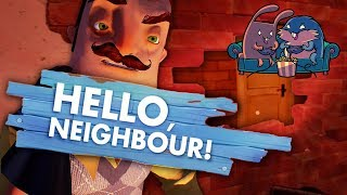 "Обзор Hello Neighbor Beta 3 ""Привет, сосед!"""