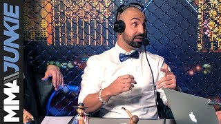 Paulie Malignaggi goes scorched earth on how