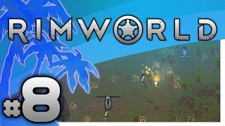 Rimworld - Revenge Wolf - PART #8