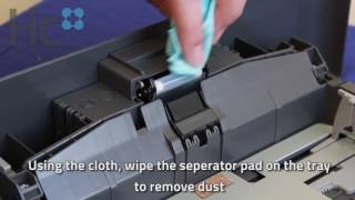 How To Clean Pick Up Rollers – Brother HL -L5000, HL-5100, HL -5200