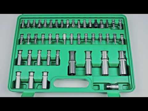 Набор инструментов INTERTOOL ET-6094SP - Видеообзор