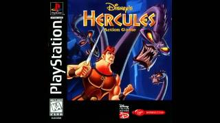 HD Disney's Hercules Action Game Soundtrack - Titan Flight