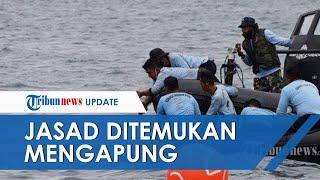 Hari ke-4, Sebagian Jasad Penumpang Sriwijaya Air SJ-182 Jatuh Mulai Ditemukan Mengapung di Laut