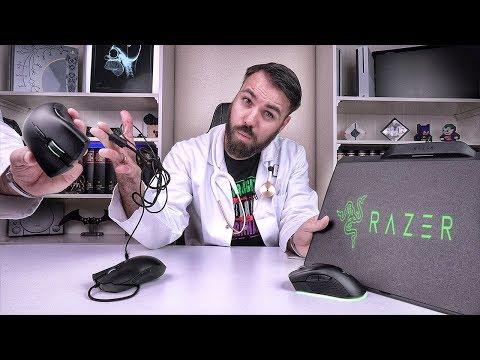 Unendlich Akku ohne Akku? Wireless Maus - Razer Hyperflux - Razer Mamba und Firefly Bundle