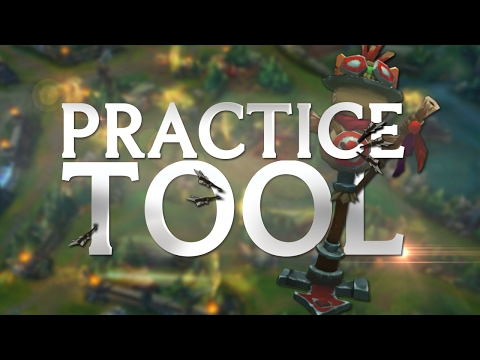 League of Legends Practice Tool | Gameplay Montage - YouTube