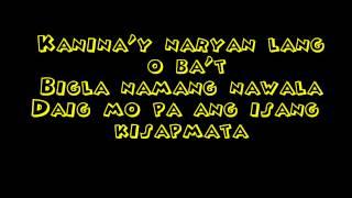 KisapMata - Daniel Padilla