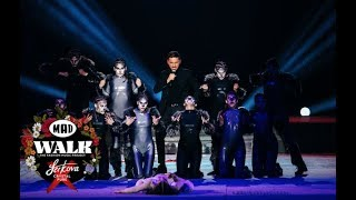 Sergey Lazarev   Scream | Wolves Gymnastics Team   The Wolf And The Moon | MadWalk 2019