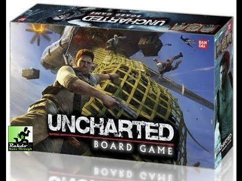 Rahdo Runs Through►►► Uncharted Boardgame