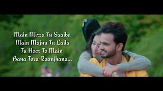 RAANJHANA Full Song With Lyrics Aatish Ft   - YouTube
