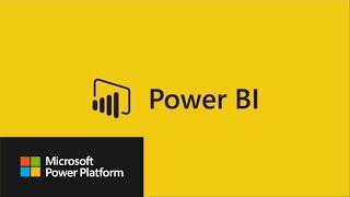 Microsoft Power BI video