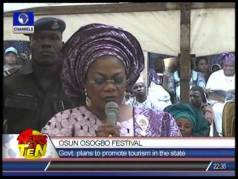 Osun state to further develop Osun Osogbo festival