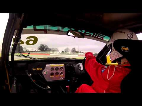 Silverstone National 2014 – Race 1 – Ian Brookfield