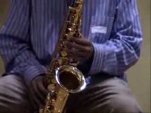 Sax in the class A night in tunisia