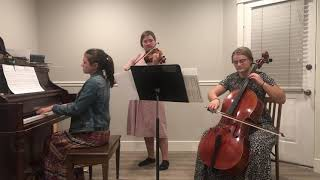 Youtube Thumbnail for Emily, Judy, and Lauren Jacob
