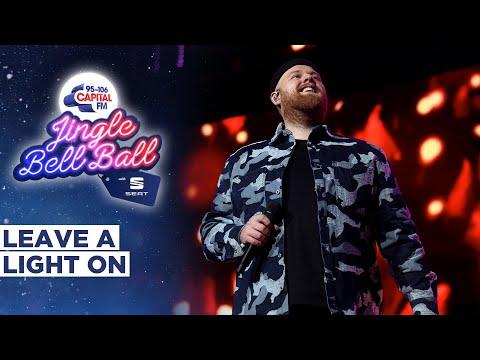 Tom Walker - Leave A Light On (Live at Capital's Jingle Bell Ball 2019) | Capital