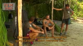 TV'de Yok - Adem-Furkan Gerilimi Oyundan Sonra Adada Devam Etti!| 30. Bölüm | Survivor 2017