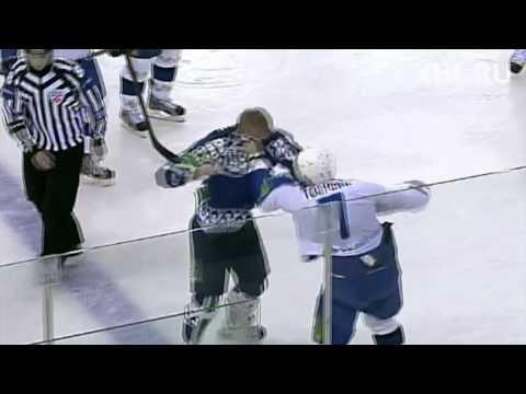 Veli-Matti Savinainen vs. Denis Tolpeko