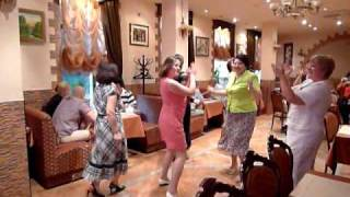 Let's Dance with Russian Mama