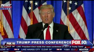"TRUMP BLATANTLY IGNORES REPORTERS: ""You"