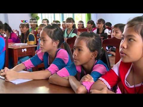 VTV7 | Đổi mới sáng tạo | Số 19: Phát huy bản sắc văn hóa dân tộc