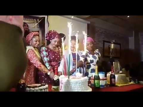 HAFSAT IDRIS HAPPY BIRTHDAY BIKI BUDURI VIDEO (Hausa Songs / Hausa Films)