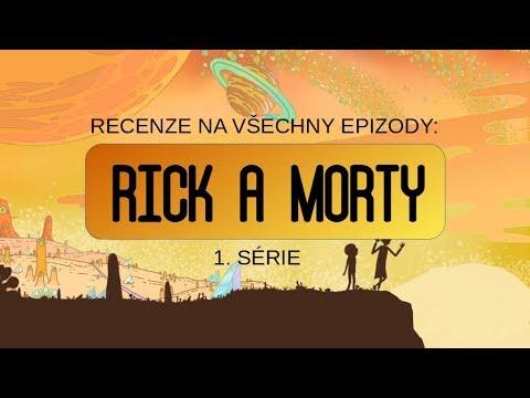 Recenze na každou epizodu RICKA A MORTYHO | 1. Série