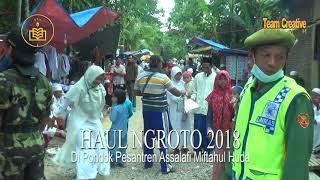 Haul Ngroto 2018 Di Pondok Pesantren Assalafi Miftahul Huda Ngroto