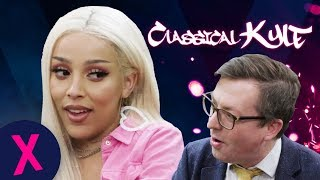 Doja Cat Explains 'Juicy' To A Classical Music Expert | Classical Kyle | Capital XTRA