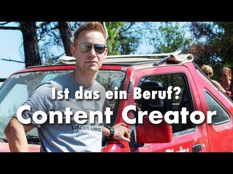 Content Creator als Beruf?