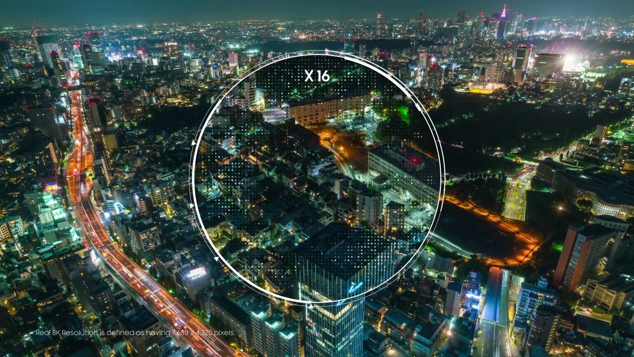 Neo QLED 8K: Real 8K Resolution | Samsung thumbnail