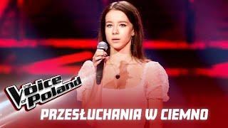"""Katarzyna Szulc - """"Preach"""" - Blind Audition - The Voice of Poland 11"""