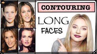 Long/Slim Faces - PART 6 (CONTOURING SERIES)