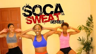 Soca Sweat Dance Workout Series - ANA by Swappi (Soca 2017) by XO Dance Label