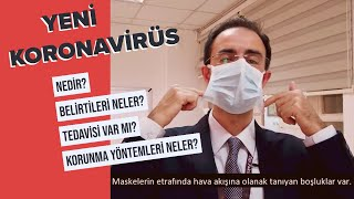 Yeni Koronavirüs nedir