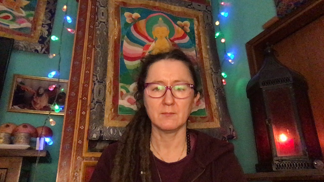 Lama Gangchen Tantric Self-Healing 2- Commentary by Lama Caroline - part 27 (EN)