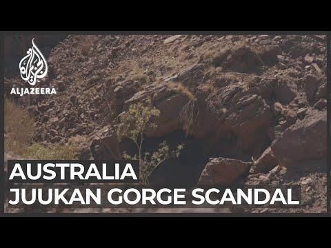 Australia: Rio Tinto chief to resign over ruined sacred Aboriginal caves
