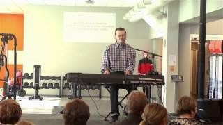 Minikonsert med Knut Anders Sørum!