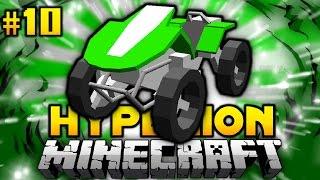 Minecraft EINZIGARTIGE Fliegende REDSTONE Insel MCPE Дом - Minecraft hyperion spielen