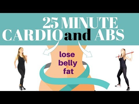 25 MINUTE 🏡 HOME CARDIO CALORIE BURNING 🔥 WORKOUT  TO LOSE WEIGHT - SUITS EVERY FITNESS LEVEL