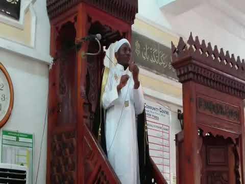 Sheikh Tajuddeen - Khutbah (Arabic) [Aathaarul Ma'asiy fi Dau'i Ar-Rum (30:4)] 12 R 1440 AH